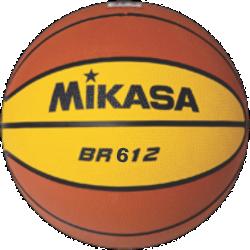 Mikasa BR612 Rubber Basketball Ball