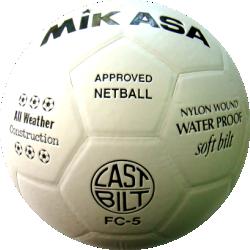 Mikasa FC-5 Netball Ball