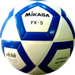 Mikasa FX-5 Netball Ball