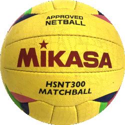 Mikasa HSNT300 Netball Ball