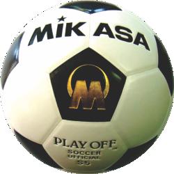 Mikasa S5 Play Off Soccer Ball