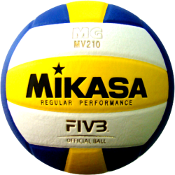 Mikasa MV210 Volleyball Ball