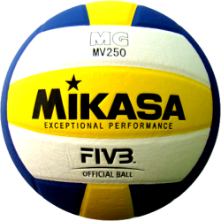 Mikasa MV250 Volleyball Ball