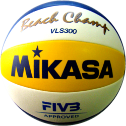 Mikasa VLS300 Beach Volleyball Ball