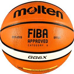 Molten BGG6X Basketball Ball