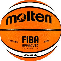 Molten BGR6X Basketball Ball