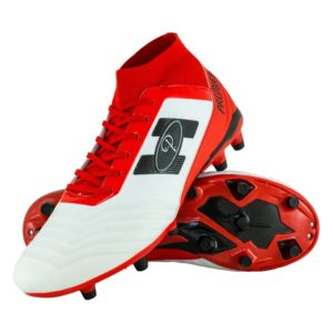 Atletico Mens Soccer Boot White/Red