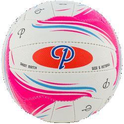 Shoot Match Netball Ball