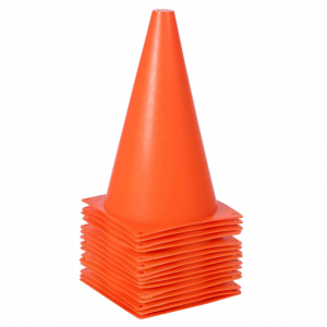 9 Inch Training Cones
