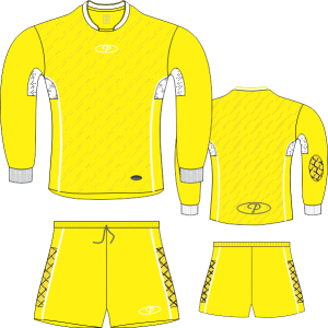 Mens Deportivo Goalkeeper Sets
