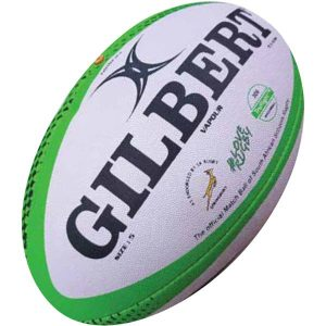 Gilbert Vapour Match Rugby Ball