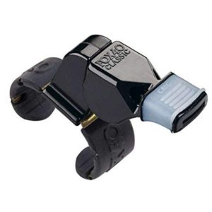 Fox40 Classic CMG Finger Grip Whistle