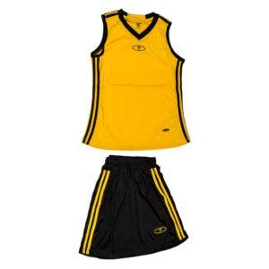 Youth Valencia Netball Tops & Skirts (8 -10 Years)