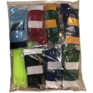 Youth Premier Classic Nylon Socks Retail Pack