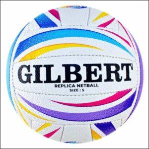 Gilbert 2019 World Cup Netball Replica Size 5