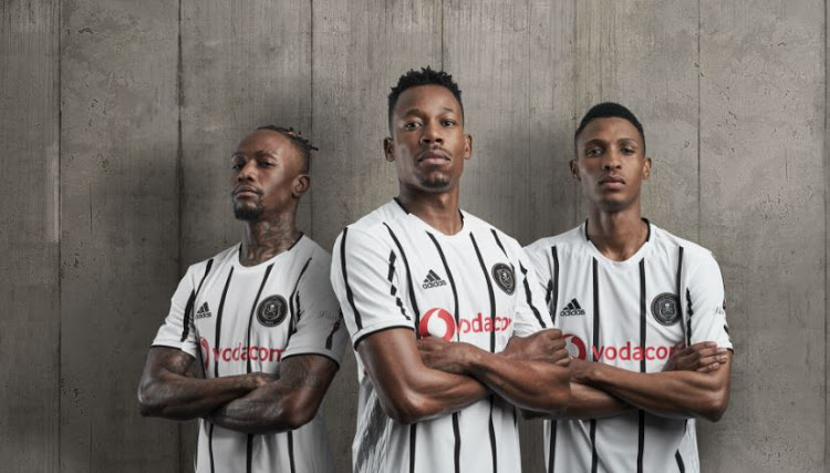 Who won the battle of the kits: Is it Chiefs' Pirates or Sundowns?