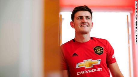 Maguire Signs For Man Utd