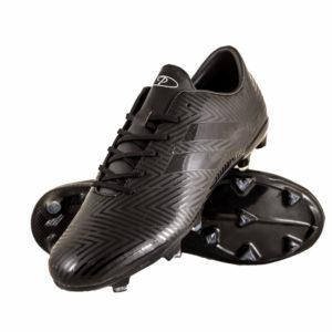 Mens Samba Soccer Boots Triple Black