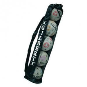 Gilbert 5-Ball Tube Mesh Carrier Bag