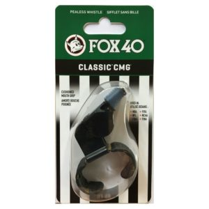 Fox40 Classic CMG Finger Grip Whistle